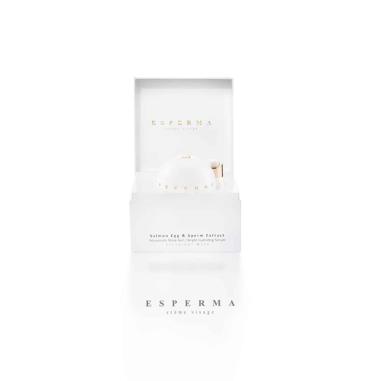"""8 ออกแบบ Branding """"Esperma"""""""
