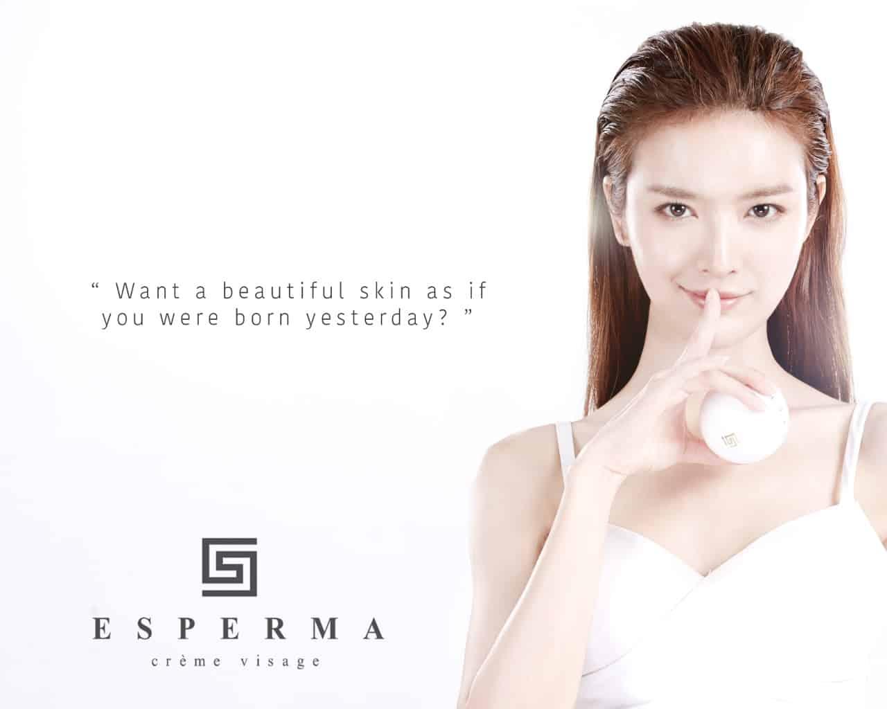 "Esperma art work ref 9984 ออกแบบ Branding ""Esperma"""