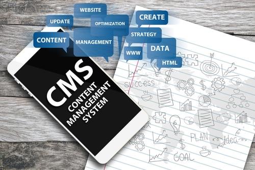 CMS โปรแกรมบริหารจัดการ คอนเท้นท์ยอดนิยมในปี 2016
