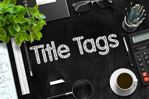 เขียน Title Tag อย่างไร ให้ถูกหลักการทำบทความ SEO