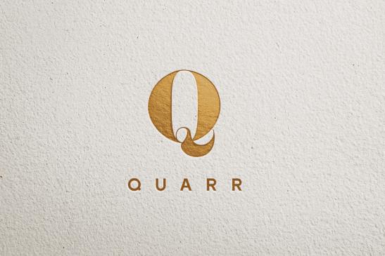 ออกแบบโลโก้ QUARR