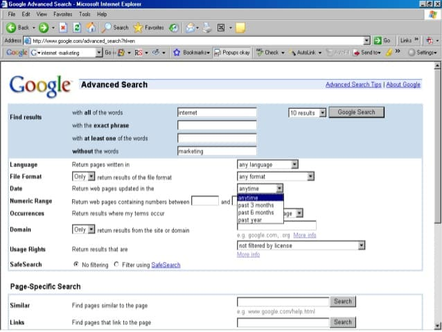 internetsearch