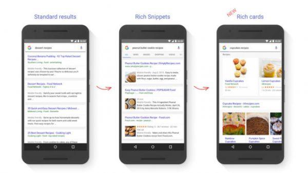 ทำความรู้จักกับ Rich Card ของ Google เพิ่มมากขึ้น