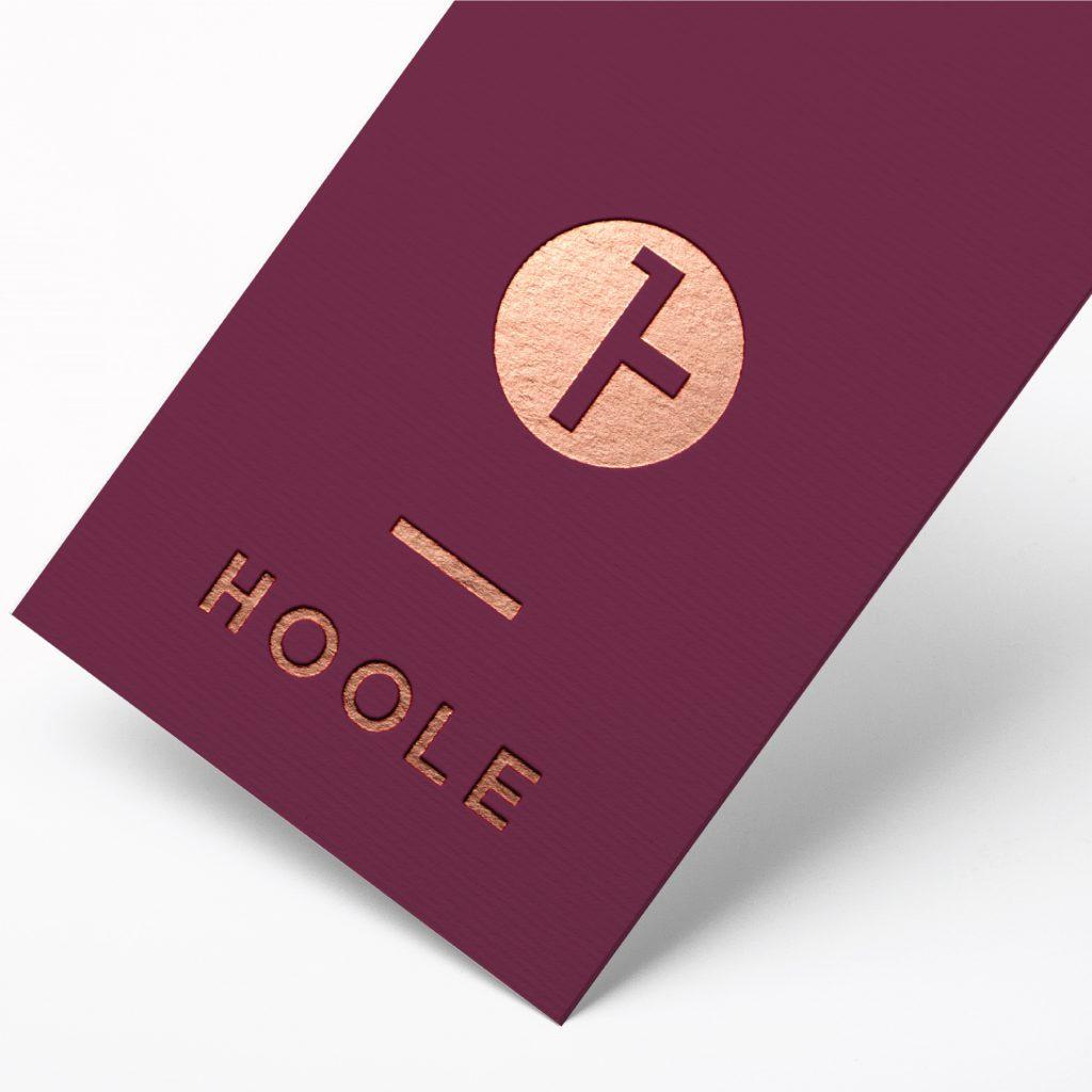 Logo Design HOOLE