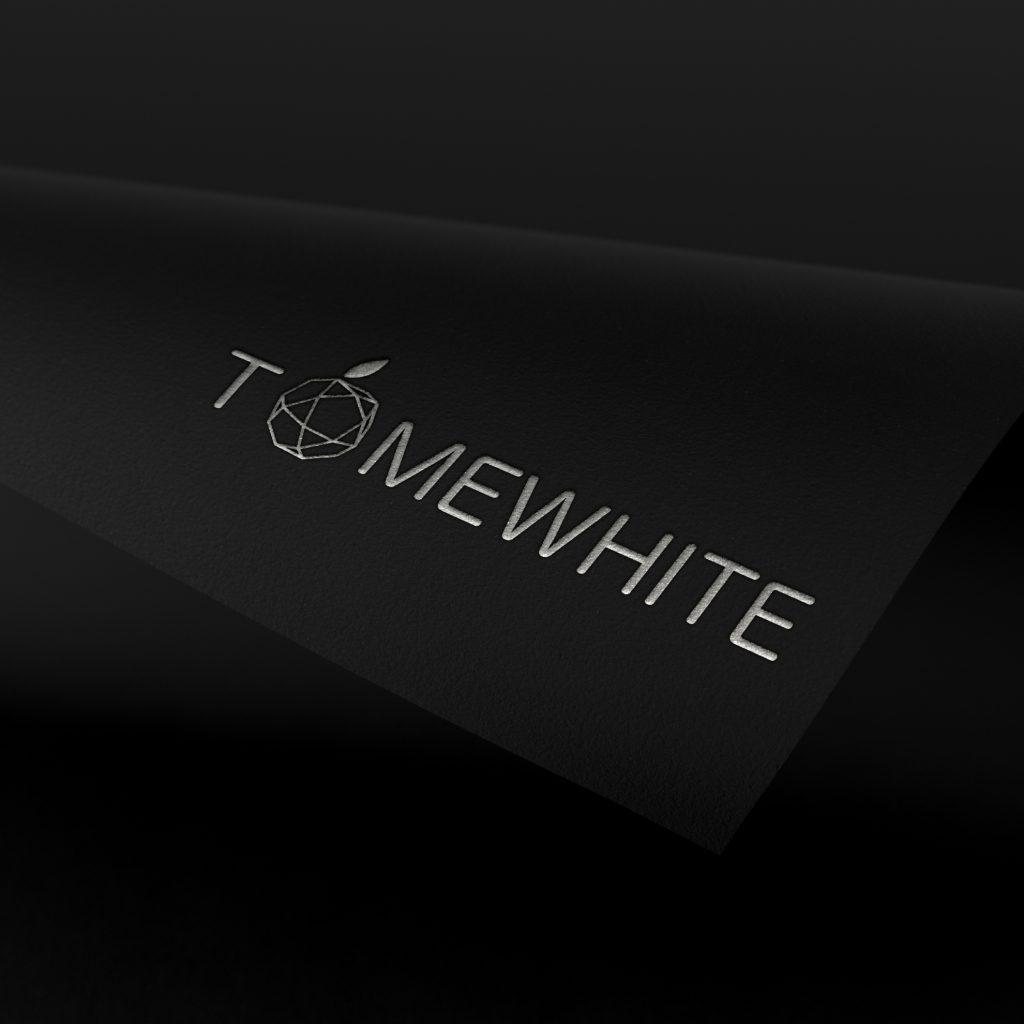 Logo Design Tome White
