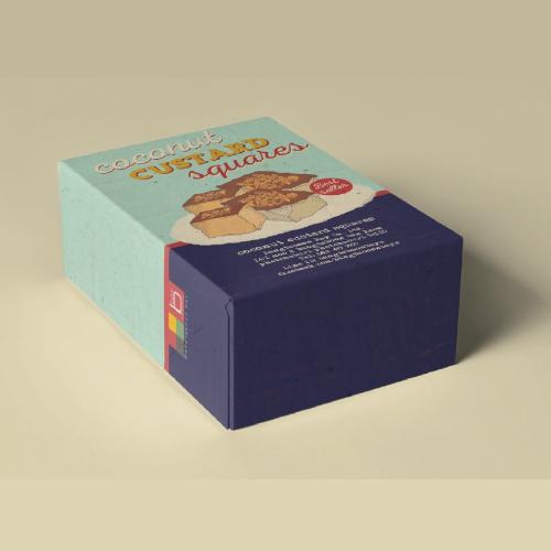 ออกแบบ Packaging 'BANG TA BOON BAY'ขนมหม้อแกง