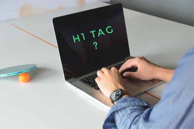 H1 Tag คืออะไร