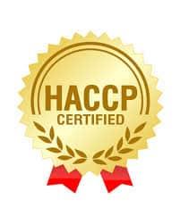 สัญลักษณ์ข้างกล่องอาหารเสริม haccp