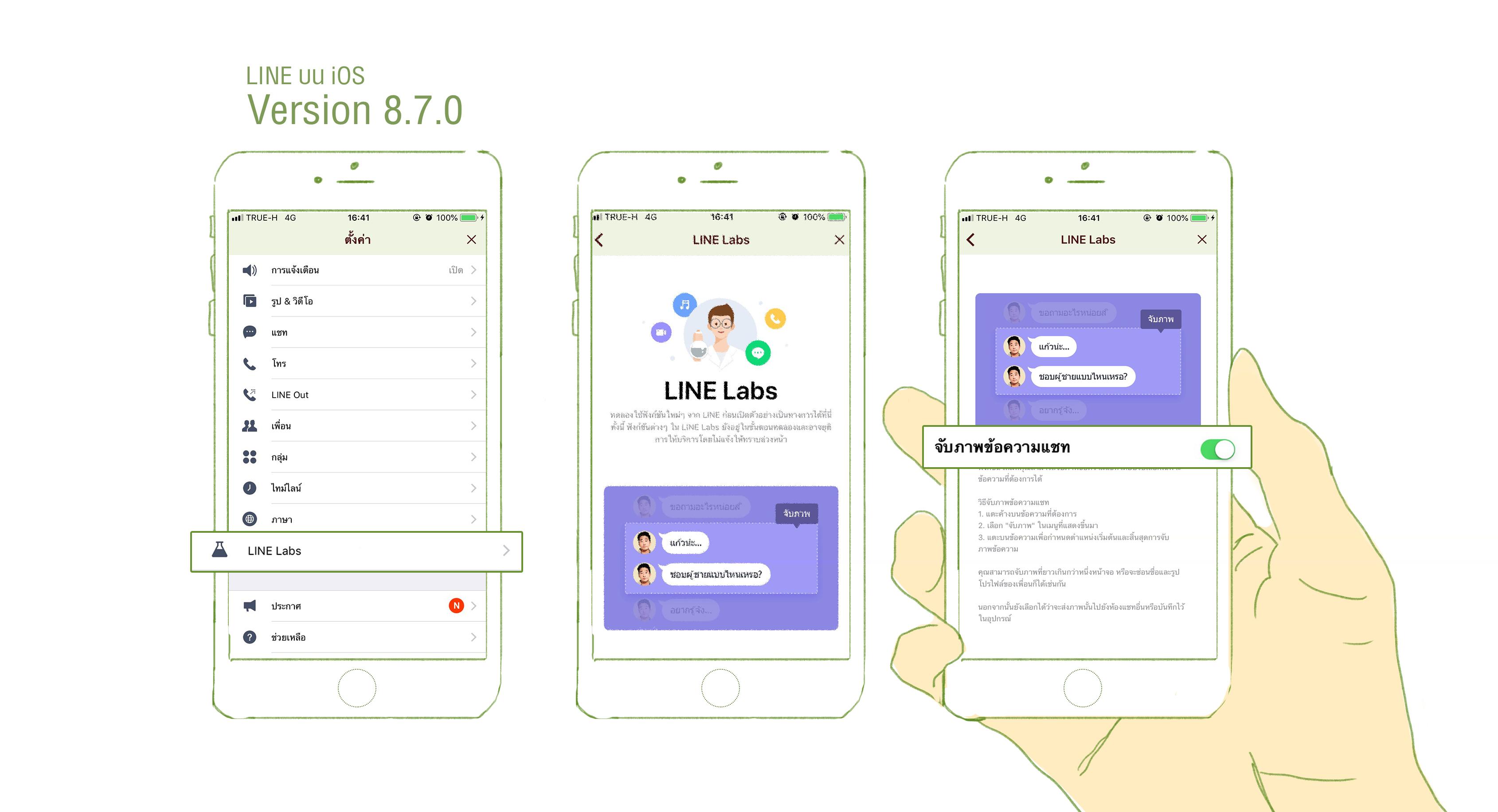 LineLabs จะเข้าไปใช้ LINE Labs ต้องทำยังไง Line ออก Feature ใหม่ LINE Labs รู้จักกันหรือยังว่าคืออะไร