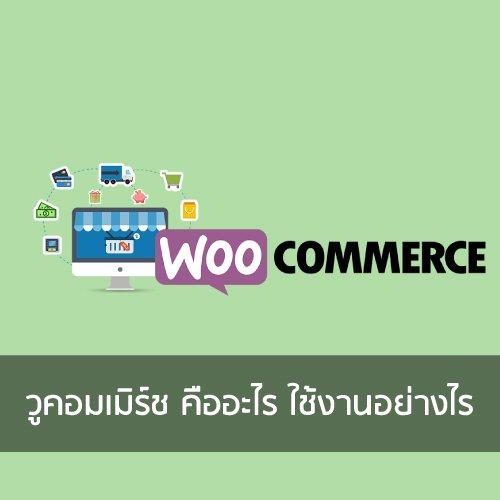 Untitled 34 วูคอมเมิร์ช WooCommerce คืออะไร ใช้งานอย่างไร