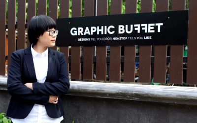 มารู้จัก graphic buffet น้องใหม่มาแรงของวงการกราฟฟิคดีไซน์