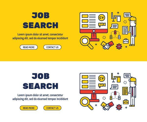 รับทำเว็บไซต์หางาน เทรนด์ใหม่ของการหางานทางอินเตอร์เน็ต