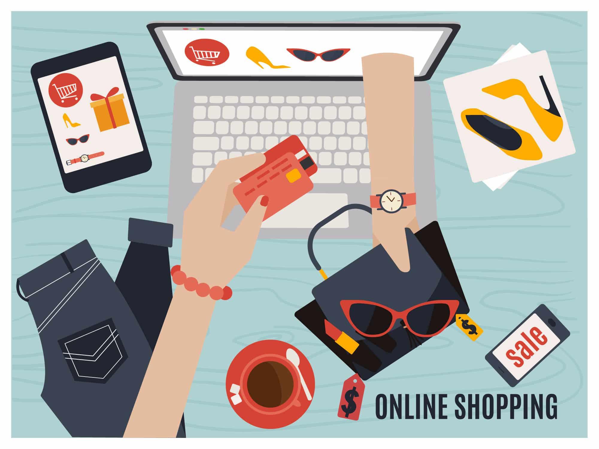 สีแบบไหนถูกฉโลก กับร้านค้าออนไลน์ของคุณ