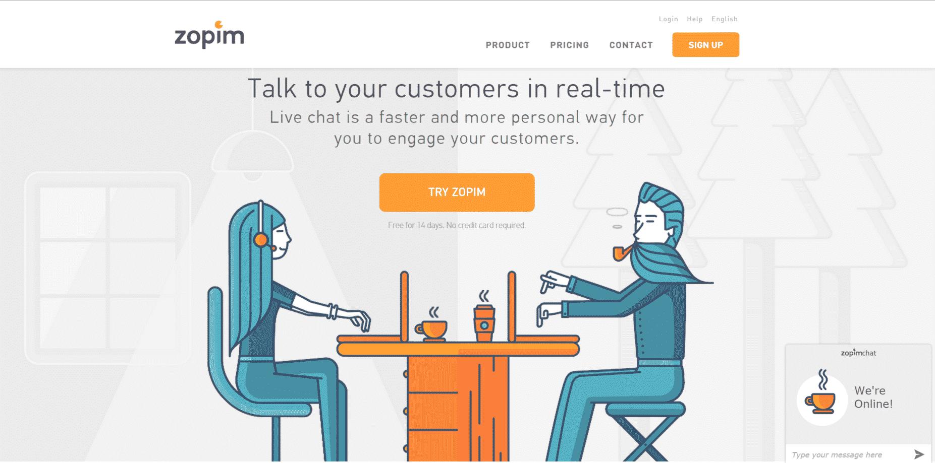 Zopim Live Chat บนเว็บ ออนไลน์มีประโยชน์อย่างไร