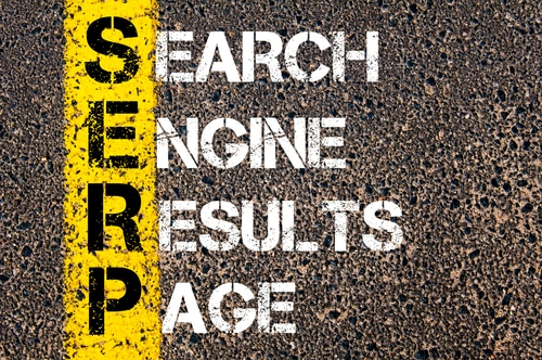 SERP (Search Engine Result Page) คืออะไร