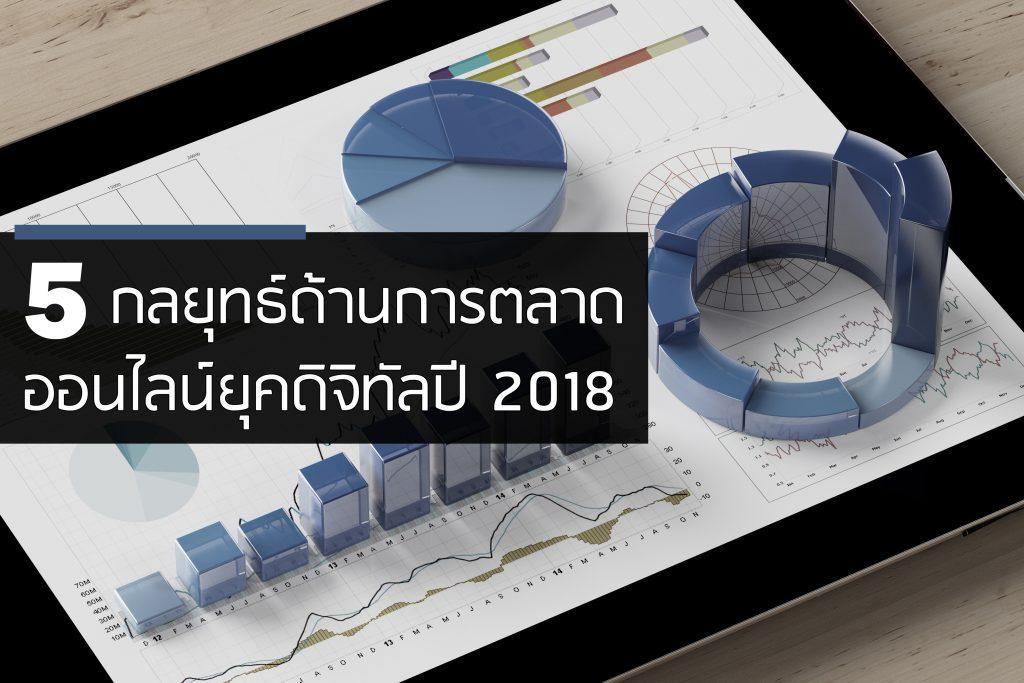 shutterstock 376352074 5 กลยุทธ์ด้านการตลาดออนไลน์ยุคดิจิทัล ปี 2018