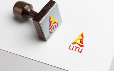 รับออกแบบโลโก้ LITU