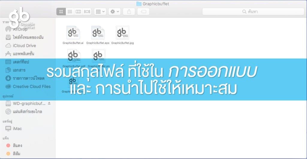 บทความ 1532x794px1 รวมสกุลไฟล์ ที่ใช้ในการออกแบบ และการนำไปใช้ให้เหมาะสม