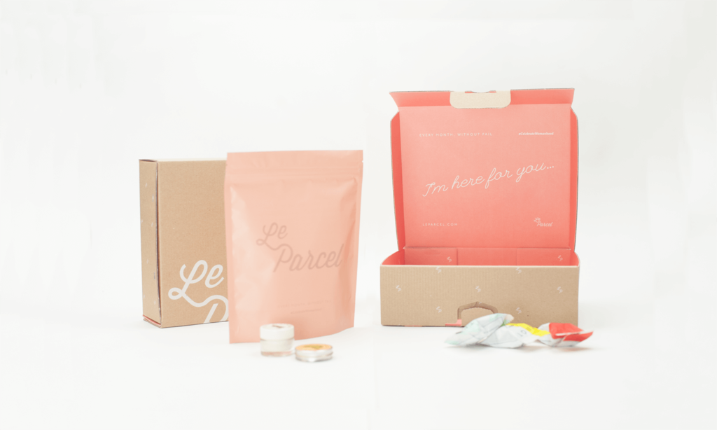 LeParcel packaging packhelp 10 แนวโน้มเทรนด์ แพคเกจจิ้งดีไซน์ที่กำลังมาแรงในปี 2018