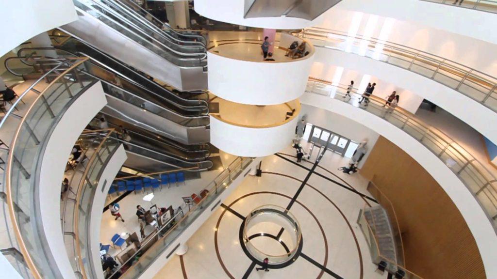 หอศิลป์ หอศิลปวัฒนธรรมแห่งกรุงเทพมหานคร