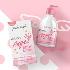 pinkangle Packaging Design