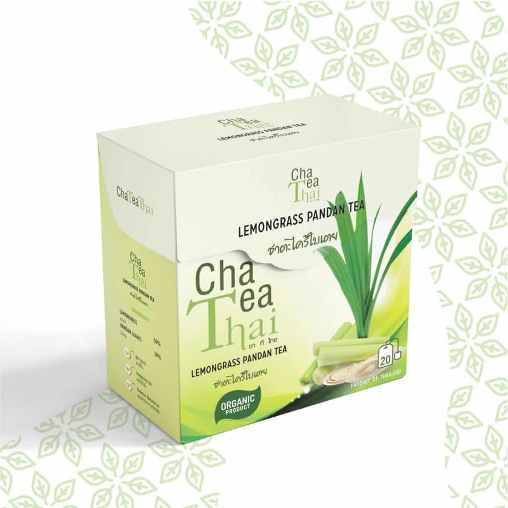 CHA TEA THAI PACKAGING