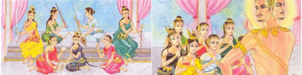 ภาพประกอบ2 วันสงกรานต์...ความเป็นมาวันปีใหม่ไทย