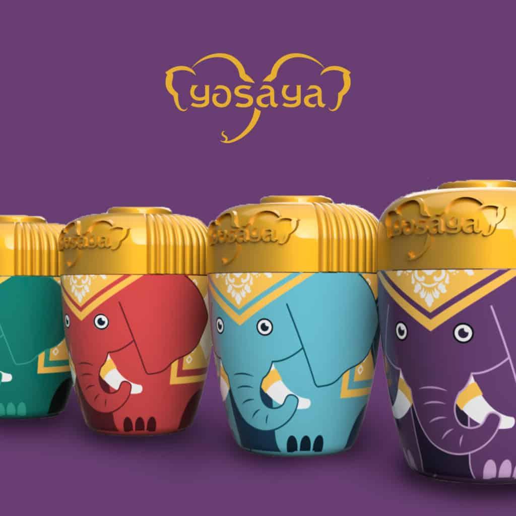 yosaya รับออกแบบบรรจุภัณฑ์